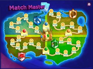 Match Master Map